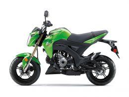 Мотоцикл Kawasaki Z125 Pro