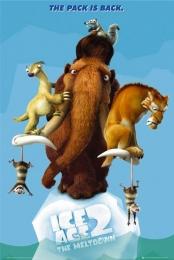 """Мультфильм """"Ледниковый период 2: Глобальное потепление"""" (2006)"""