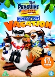 """Мультфильм """"Пингвины Мадагаскара: Операция отпуск"""" (2012)"""