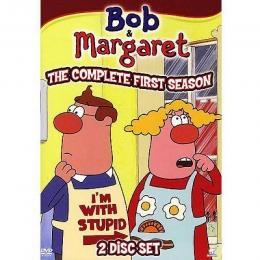 """Мультсериал """"Боб и Маргарет"""""""