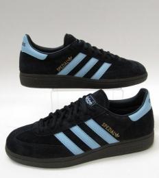 Мужские кроссовки Adidas Spezial, navy blue