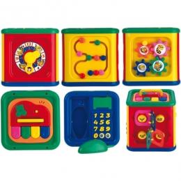 """Музыкальная игрушка SIMBA """"Большой развивающий куб"""""""