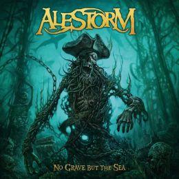 Музыкальный альбом Alestorm - No grave but the sea