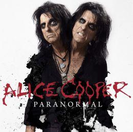 """Музыкальный альбом Alice Cooper """"Paranormal"""""""