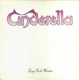 Музыкальный альбом Cinderella - Long Cold Winter