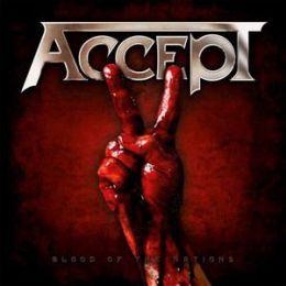 """Музыкальный альбом группы Accept """"Blood of nations"""""""