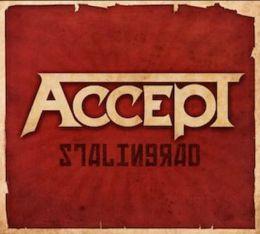 """Музыкальный альбом группы Accept """"Stalingrad"""""""