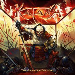"Музыкальный альбом группы Katana ""The Greatest Victory"""