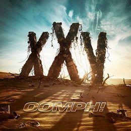 "Музыкальный альбом группы Oomph! ""XXV"""
