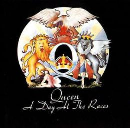 "Музыкальный альбом группы Queen ""A Day at the Races"""
