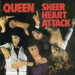 "Музыкальный альбом группы Queen ""Sheer Heart Attack"""