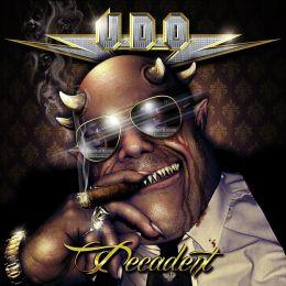 """Музыкальный альбом группы UDO """"Decadent"""""""