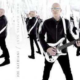 Музыкальный альбом Joe Satriani - What Happens Next