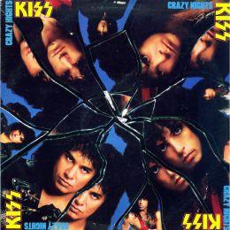 Музыкальный альбом Kiss - Crazy Nights