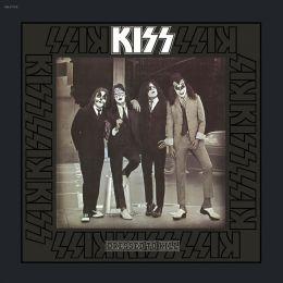 Музыкальный альбом Kiss - Dressed to kill
