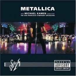 Музыкальный альбом Metallica - S&M (1999)