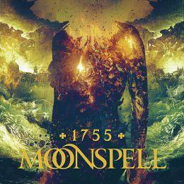 Музыкальный альбом Moonspell - 1755 (2017)