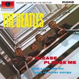 Музыкальный альбом The Beatles - Please Please Me
