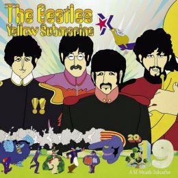 Музыкальный альбом The Beatles - Yellow Submarine