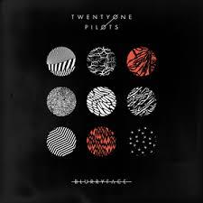 Музыкальный альбом Twenty one pilots - Blurryface (2015)