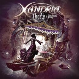 Музыкальный альбом Xandria - Theater of Dimensions (2017)