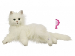 """Мягкая игрушка """"Кошка Лулу"""" Hasbro"""