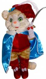 """Мягкая игрушка """"Кот в сапогах"""" Роосса"""