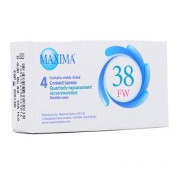 Мягкие контактные линзы Maxima 38 FW