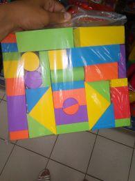 Мягкие кубики из Fix Price