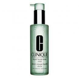 Мягкое жидкое мыло для лица Clinique liquid facial soap mild