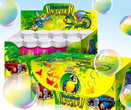 Мыльные пузыри Soap bubbles