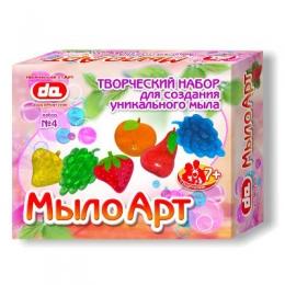 Набор для создания уникального мыла Дети Арт МылоАрт набор №4 Фрукты