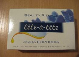 Мыло Beauty Rituals «Tete-a-Tete» Aqua Euphoria Beauty Soap With Pure Essential Oils