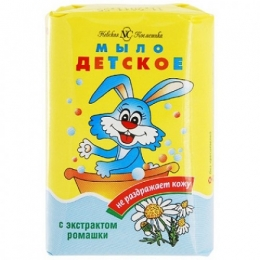 Мыло детское Невская косметика с экстрактом ромашки