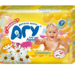 Мыло детское Агу с ромашкой