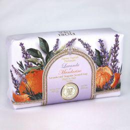 Мыло Fiori Dea с лавандой и мандарином