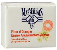 """Экстрамягкое мыло Le Petit Marseillais """"Цветок апельсинового дерева"""""""