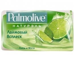 """Мыло Palmolive Натурэль """"Лаймовый всплеск"""" Лайм и мята"""