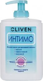 Мыло жидкое Cliven Интимо для интимной гигиены