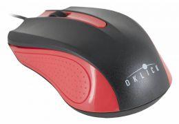Мышь проводная Oklick 225M