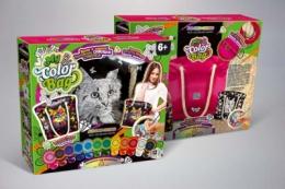 Набор для творчества COB-01-05 «My color bag» Danko toys