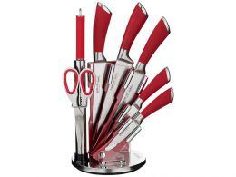 Набор ножей на подставке 8 предметов Agness