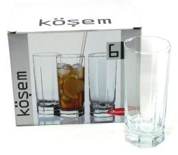 Набор стаканов Pasabahce Kosem арт. 42078
