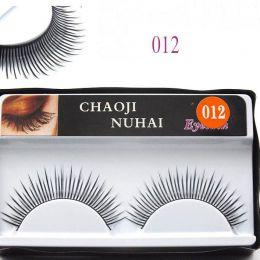 Накладные ресницы 3D, Chaoji nuhai, 012
