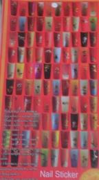 Наклейки для ногтей NAIL ART