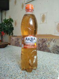 """Напиток безалкогольный среднегазированный Aqua Minerale с соком """"Яблоко"""""""