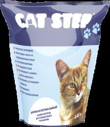 Наполнитель Cat Step силикагелевый