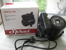Насос для повышения давления Sprut GPD15-12А