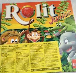 Настольнаяная игра Goliath Rolit Junior