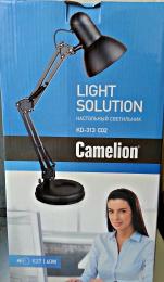 Настольный светильник Camelion KD-313 C02